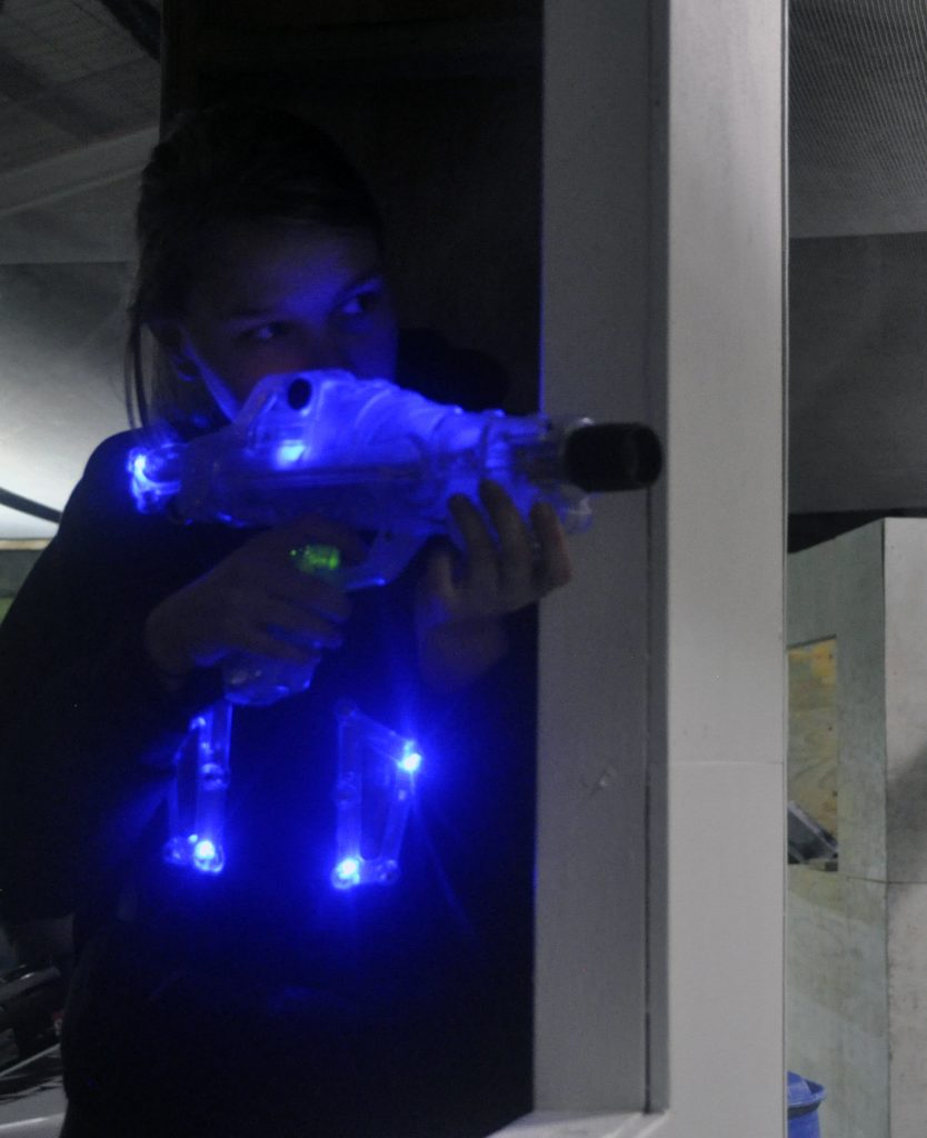 Spitfire Laser Tag Sydney