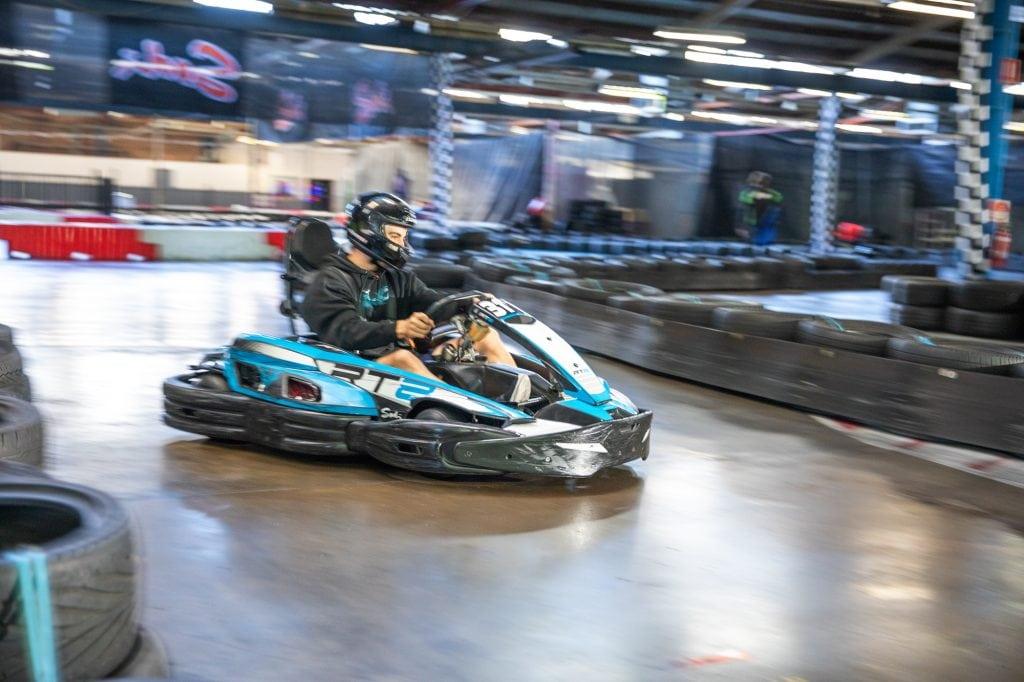 Spitfire Go Karting